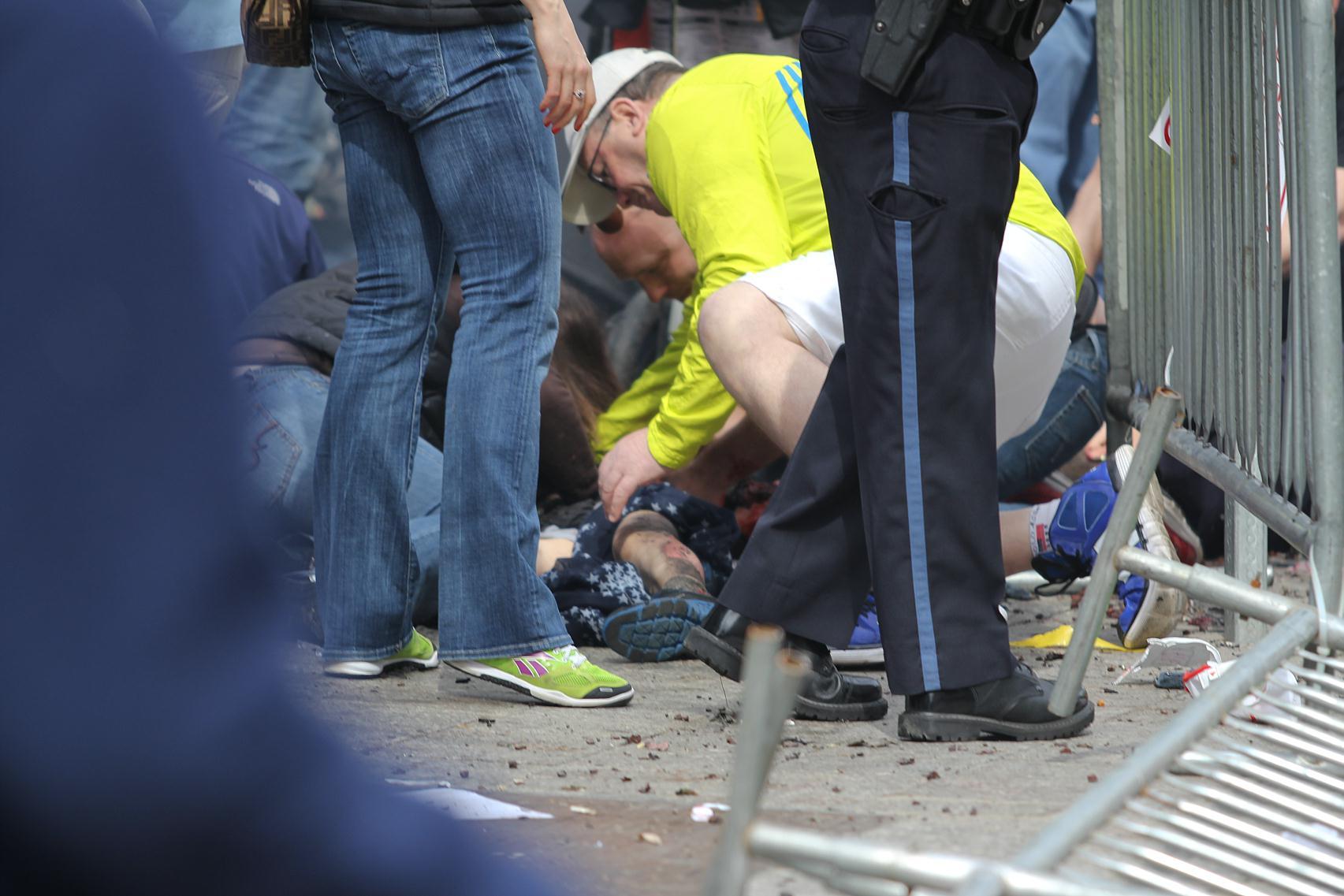 Boston Bomb Blasts