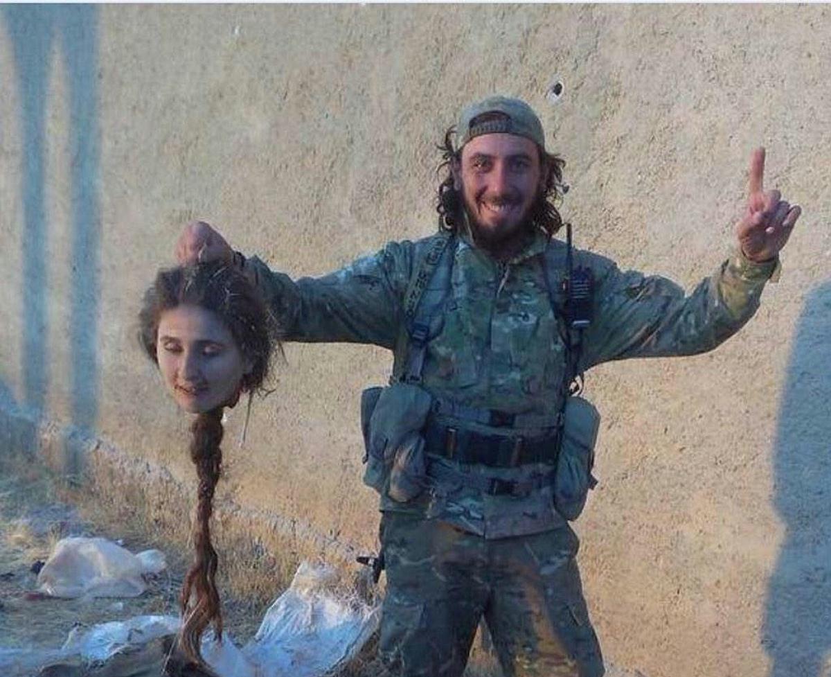 Террористы насилуют пленниц 12 фотография