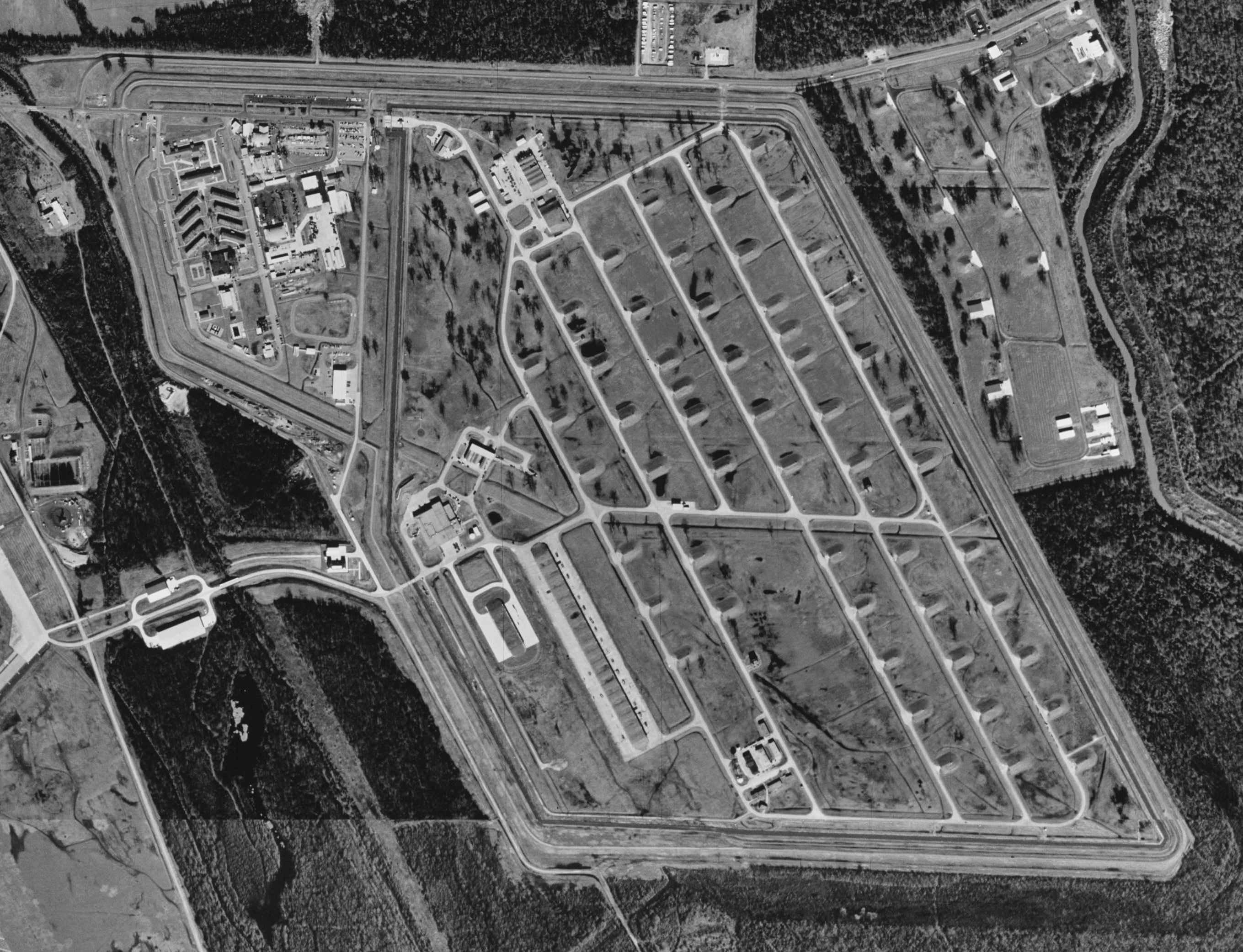 Eyeballing The Barksdale Air Force Base Wsa