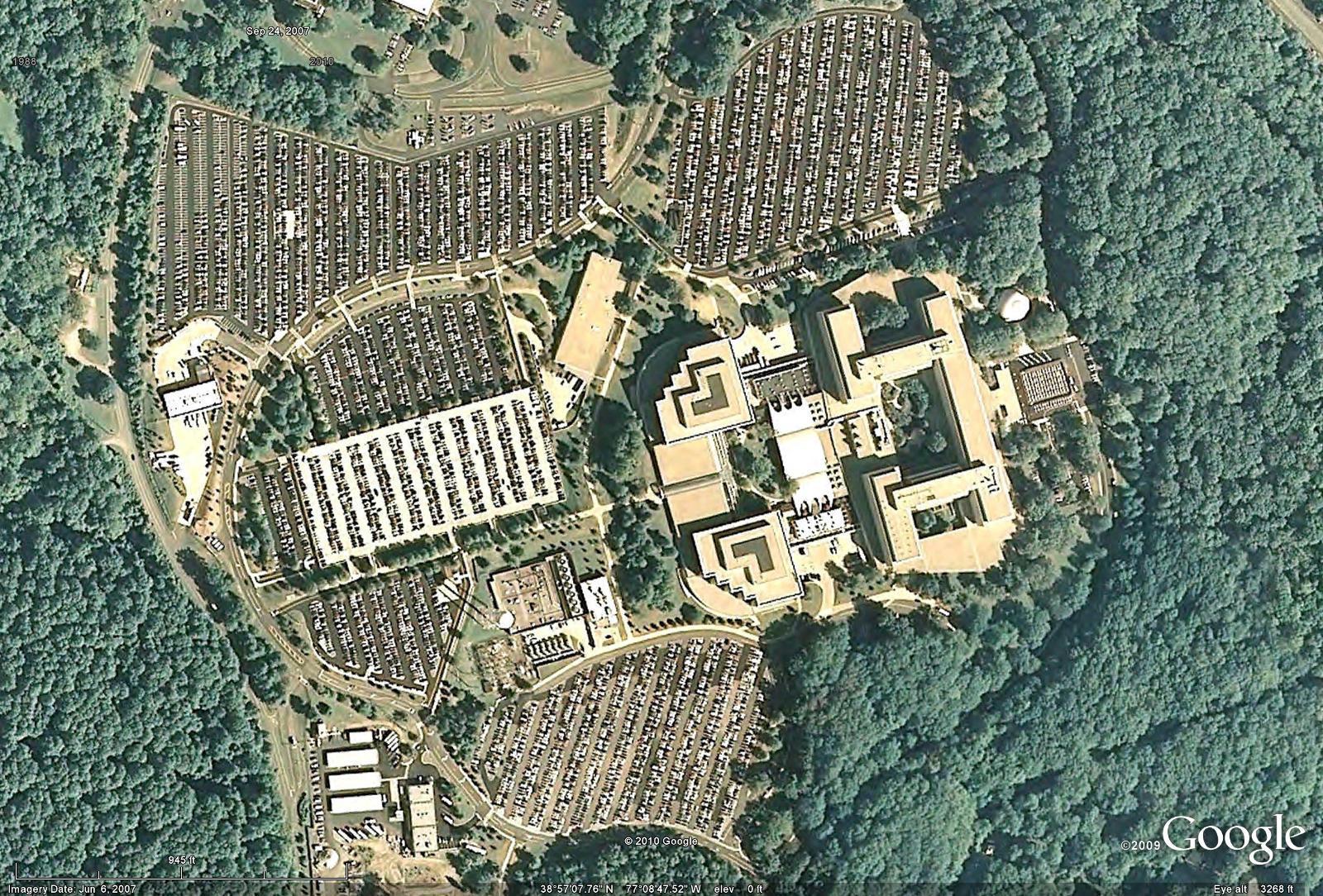 CIA Headquarters Workforce 1988-2008