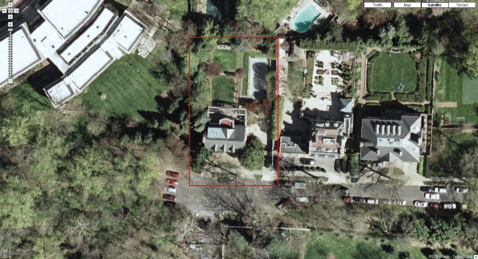 Clinton house chappaqua ny the vast chefus kitchen has Bill clinton address chappaqua