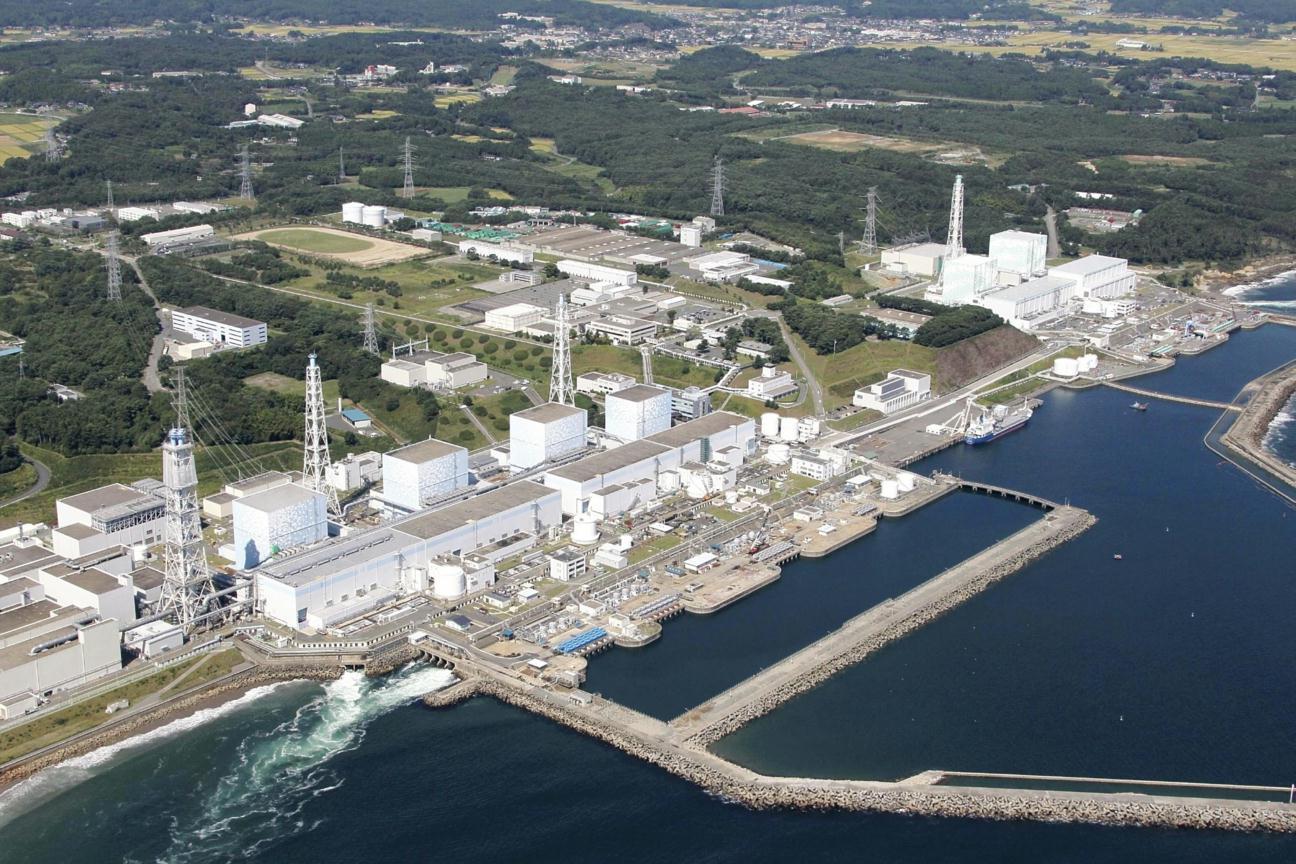 mappa fuoriuscita radiazioni mare fukushima 2013 2014