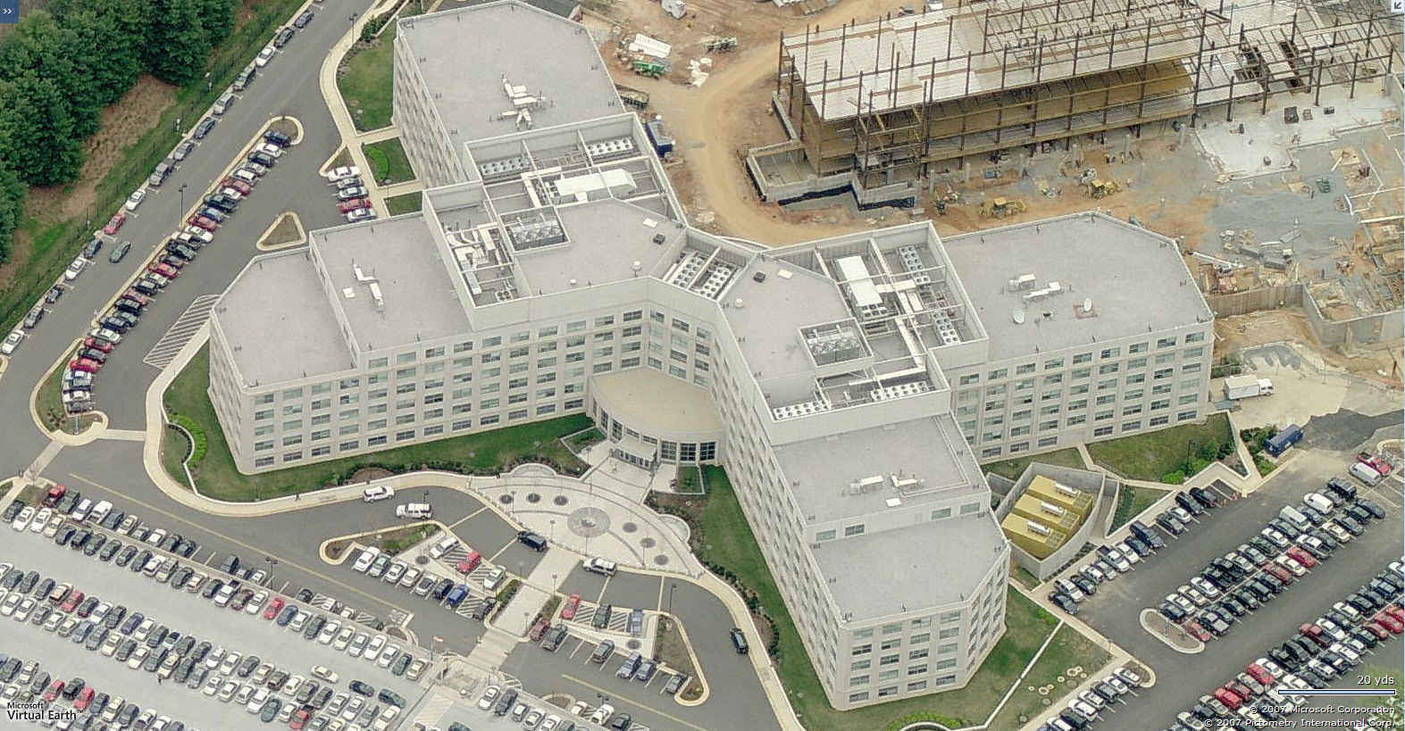 Liberty Near Me >> New Directorate of National Intelligence Headquarters and ...