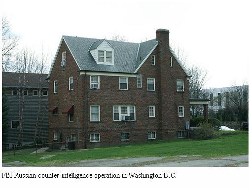 FBI Spy House Eyes Russian Embassy