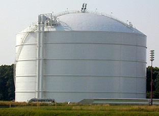 Eyeballing Liquified Natural Gas Facilities
