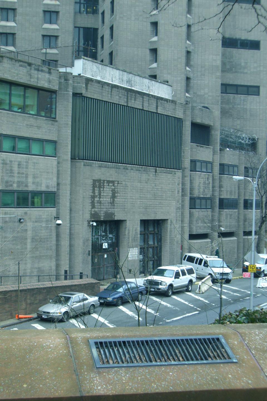 New York Terrorist Detention Centers Birdseye
