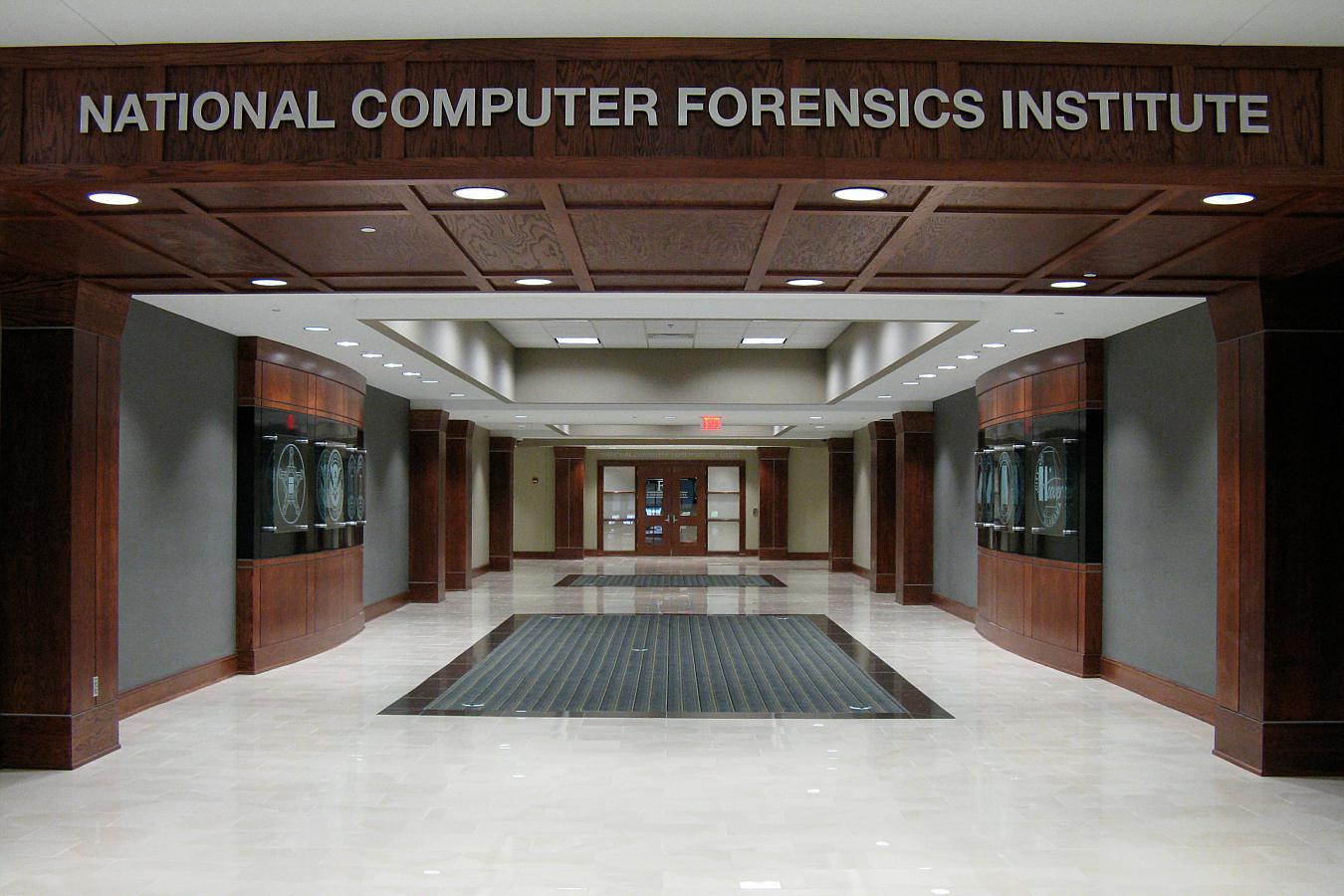 US Secret Service National Computer Forensics Institute Eyeball