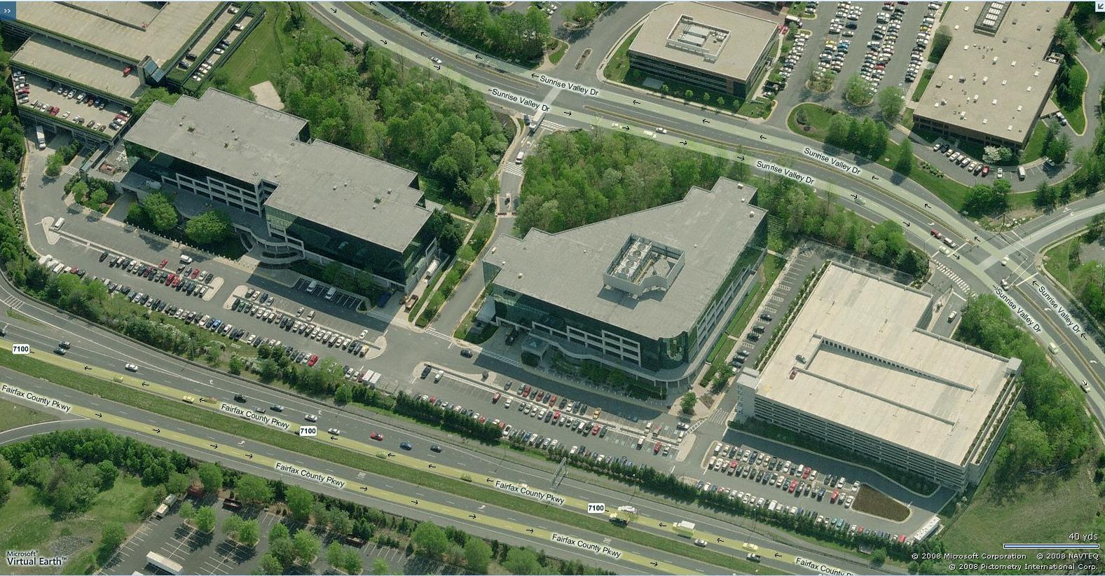 National Geospatial-Intelligence Agency Reston Eyeball