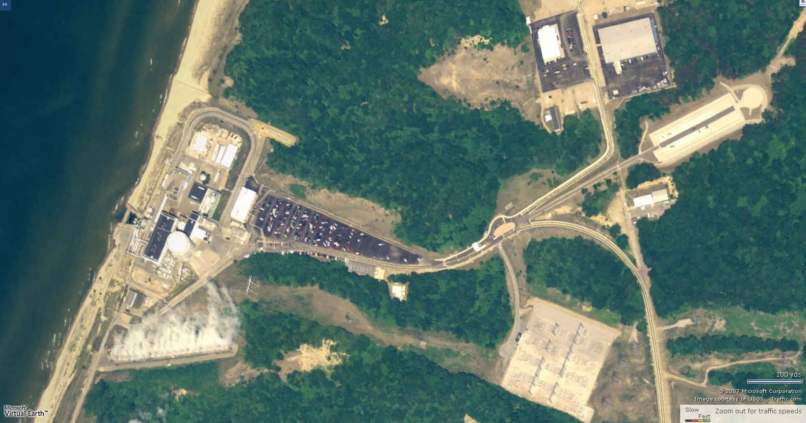 Eyeballing 104 Nuclear Reactors at 63 Power Plants