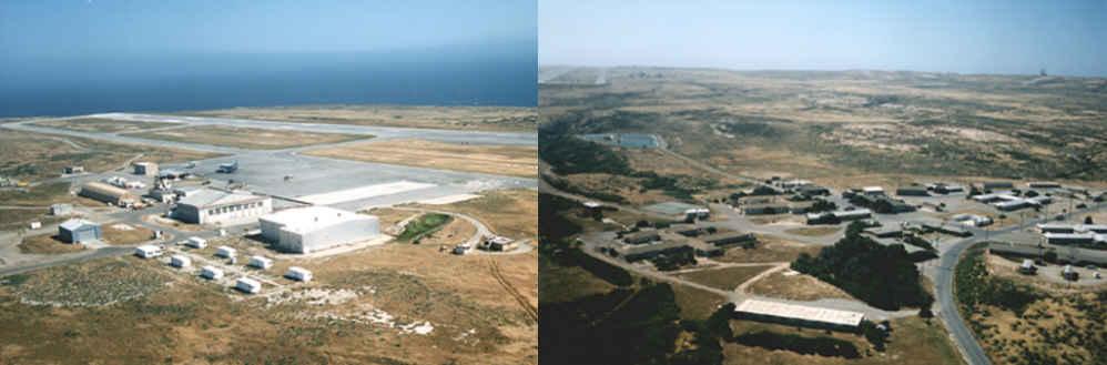 San Nicolas Island Missile Test Center Image Source