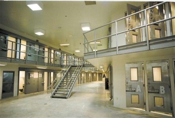 Thomson Correctional Center Eyeball