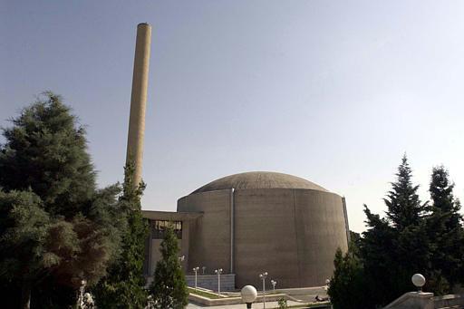德黑兰试验堆