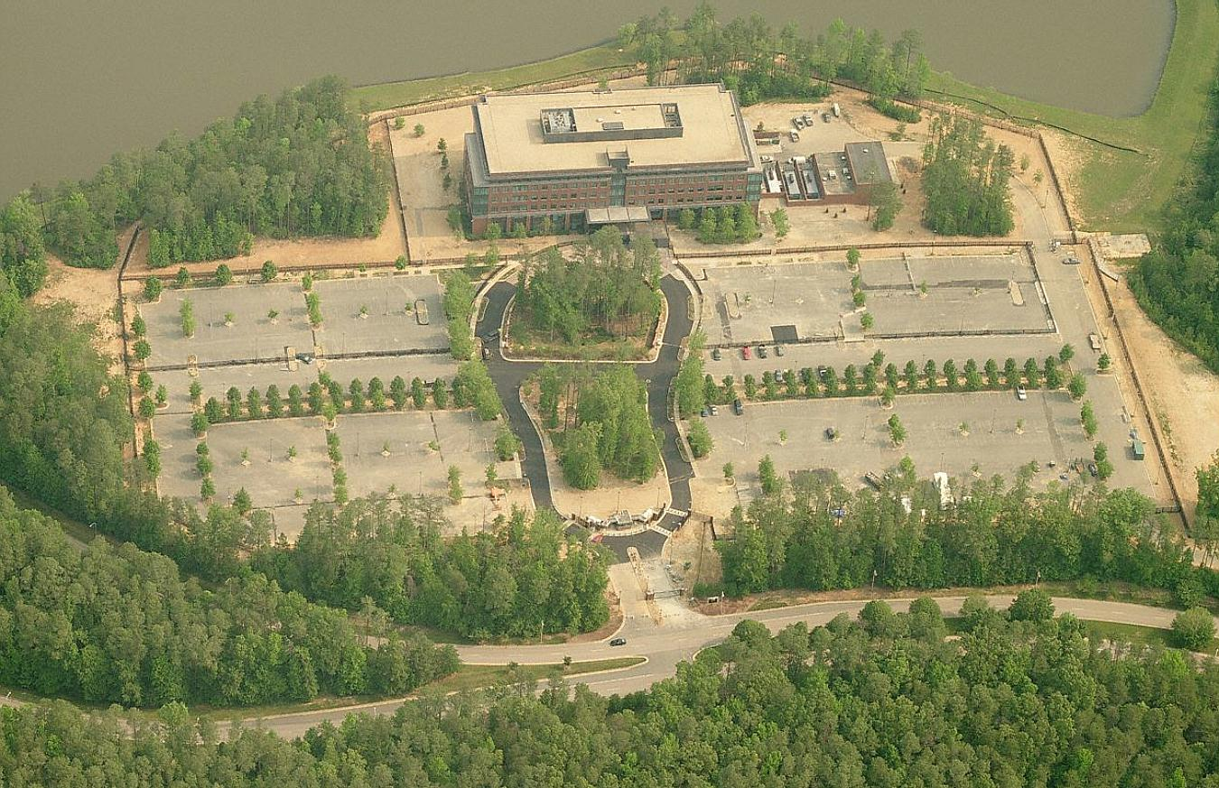 Federal Reserve West Creek Operations Center Eyeball