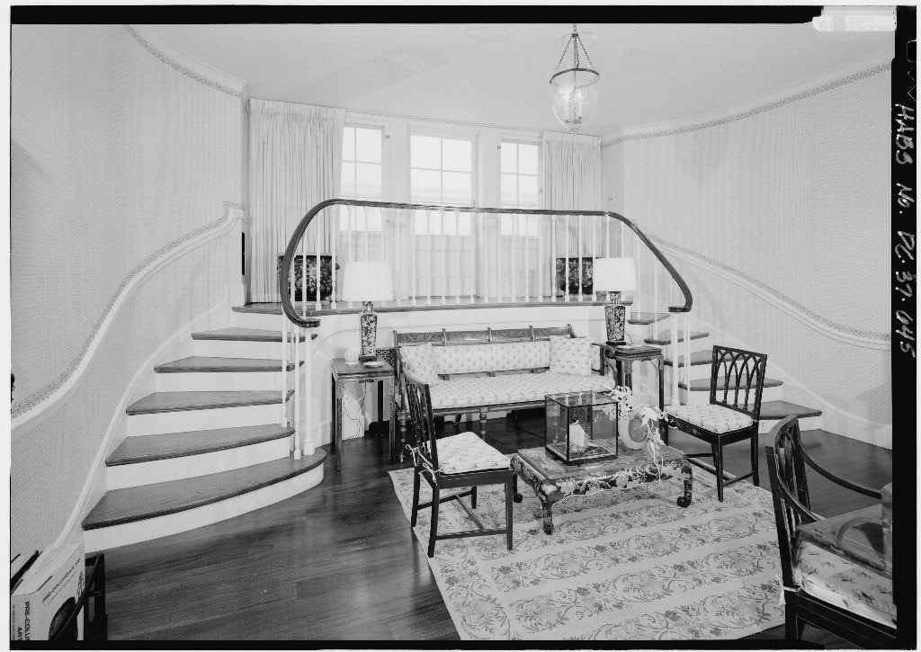 White House 3rd Floor