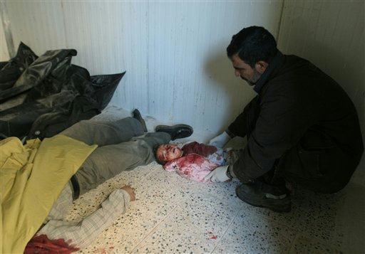 Iraq Slaughter in November