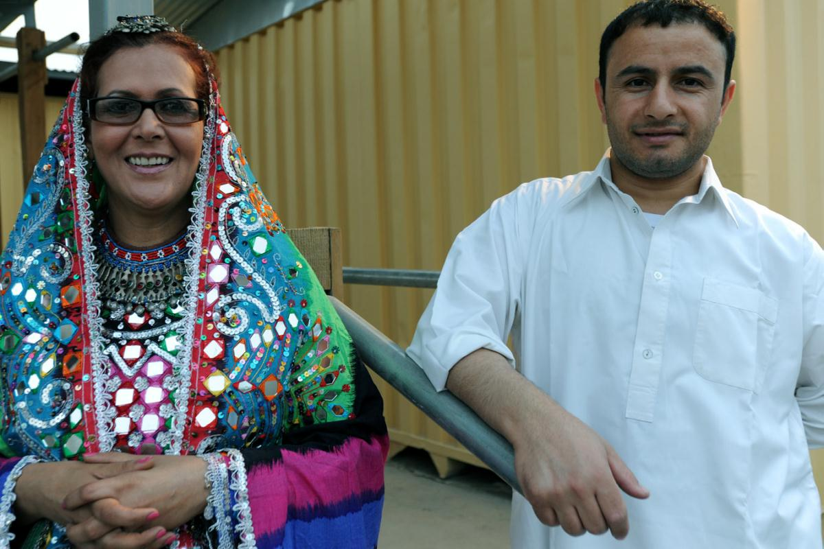 Education: Afghanistan's Women Welcome Wake-up Call   CRS