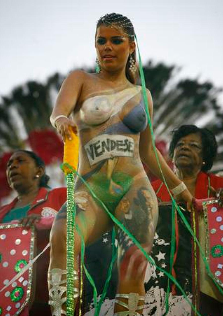 mud wrestling nude carnaval rio hot nude girl