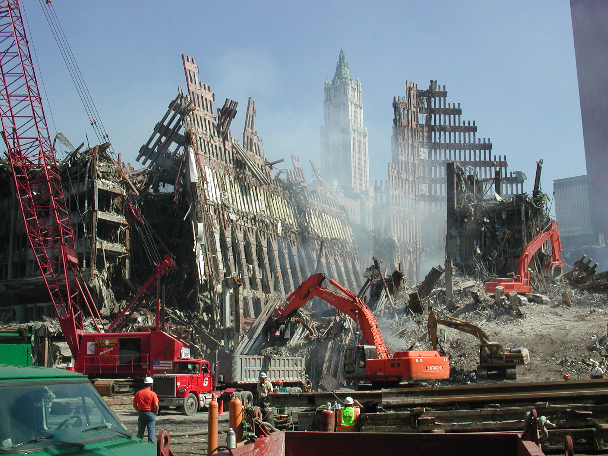 Comments On The Wtc Collapse